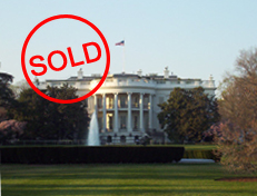 Is the Whitehouse for Sale?